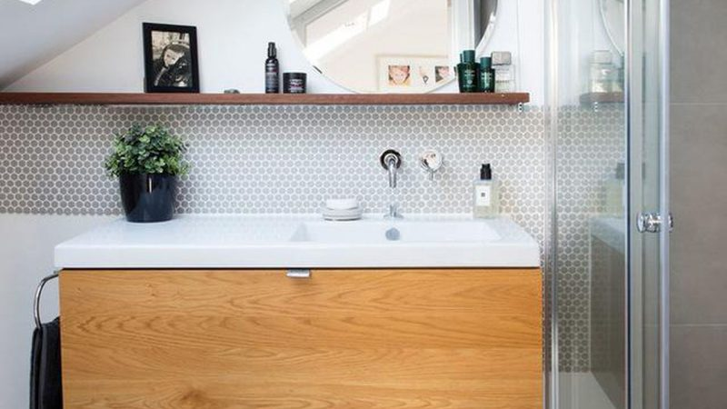 Tricky ways to give your kitchen and bathroom a luxury look