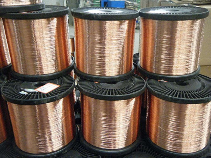 High performance with high advantages from using the copper winding wire