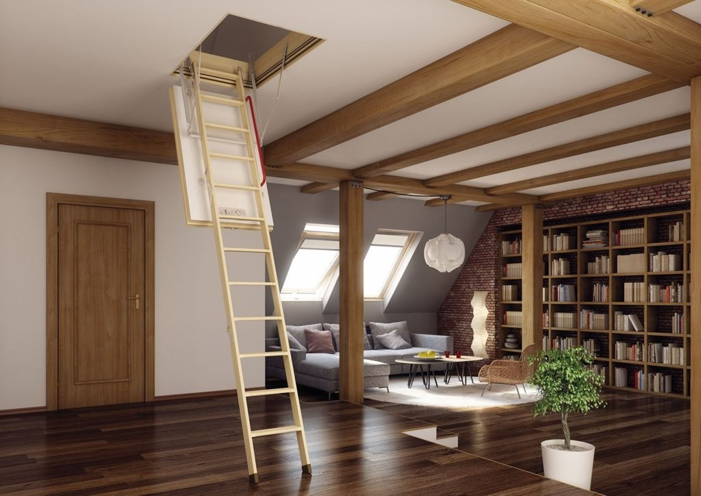 5 Brilliant Safety Tips for Using Loft Ladders