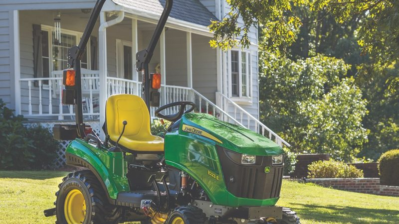 Why Get a Compact Tractor for Home Use?