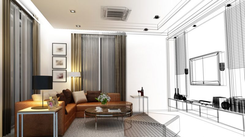 What is an interior designer and what are the primary functions?